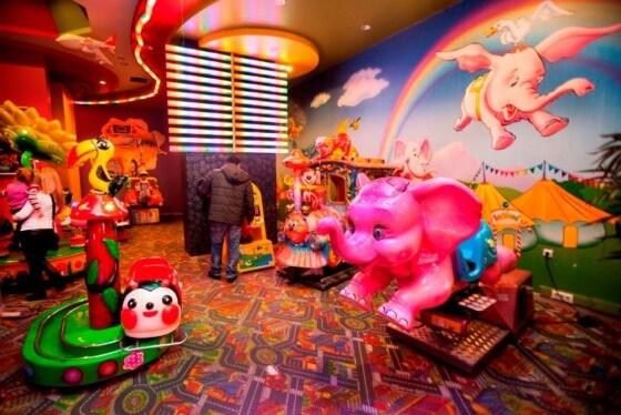 Çocuk Oyun Merkezi Kurmak