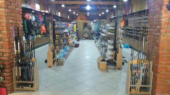 Av Malzemeleri Satışı Dükkan Açmak