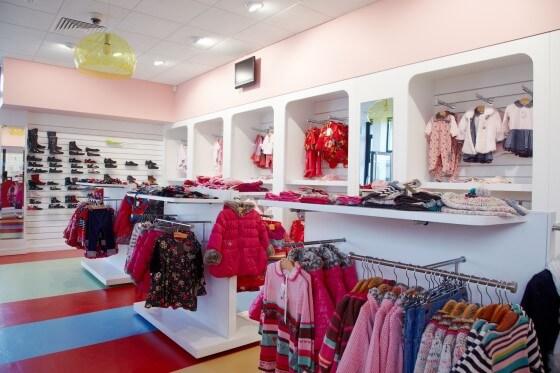 Bebek Gİyim Mağazası Açmak