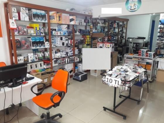 Bilgisayar Malzemeleri Dükkanı
