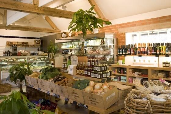 Organik Ürünler Mağazası