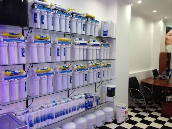 Su Arıtma Dükkanı