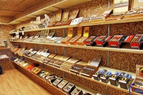 Tobacco Shop Açmak