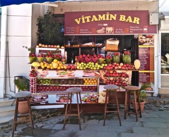 Vitamin Bar Açmak