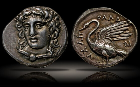 Antika Yunan Parası