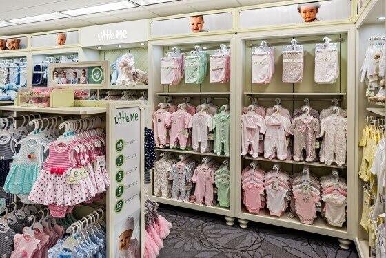 Bebek giyim mağazası aylık kazancı