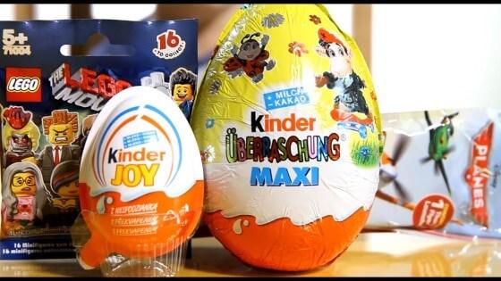 Büyük Süpriz Yumurta Satışı