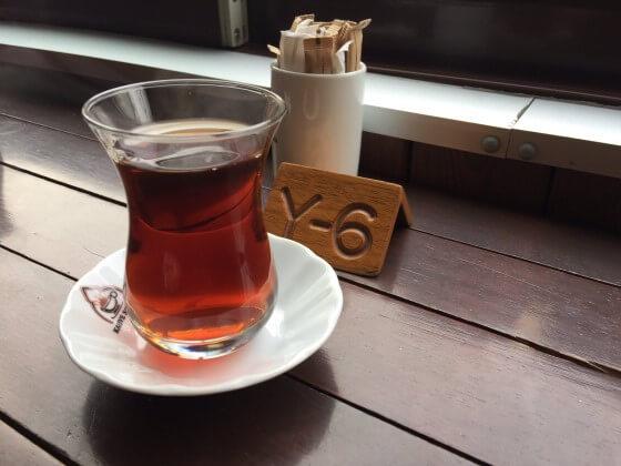 Çay Kafe Açmak