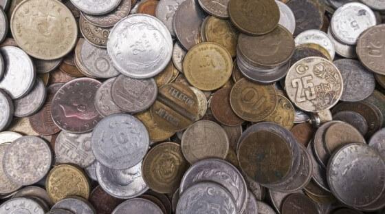 Eski Bozuk Paralar