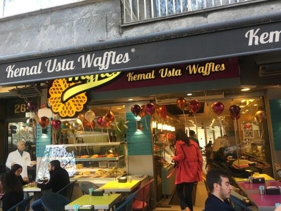 Waffle Dükkanı Açmak İçin Gerekenler