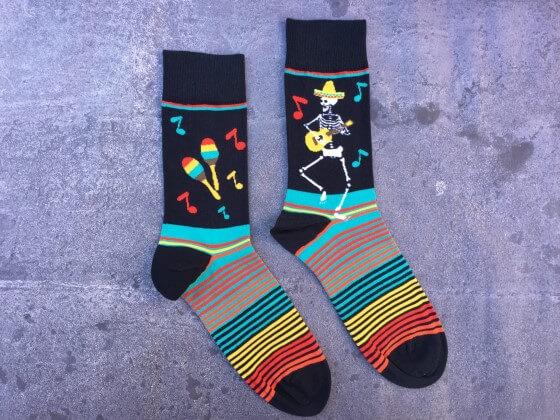 Baskılı çorap satmak