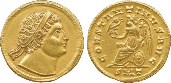Bizans Altın Paraları