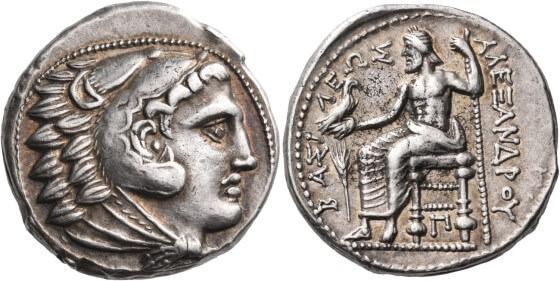 Lidya Gümüş Paraları