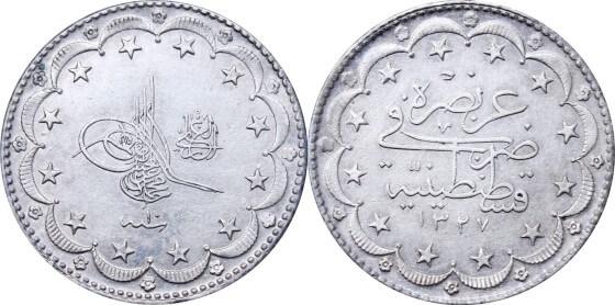 Osmanlı Gümüş Akçeleri