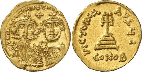 Roma Dönemi Bizans Altınları