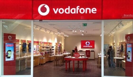 Vodafone Silver Bayi açmak