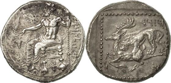 Yunan Sikkeleri