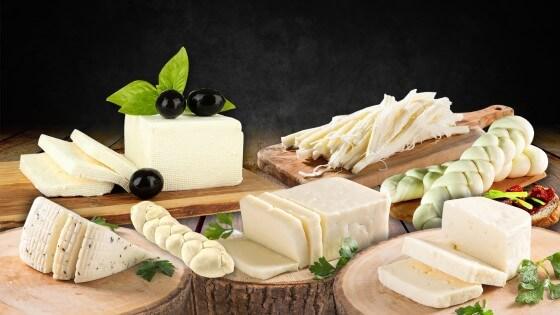 doğal peynir tezgahı