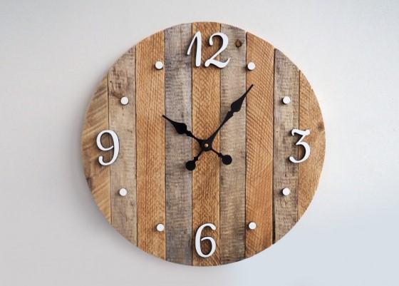 Duvar Saati Üretmek