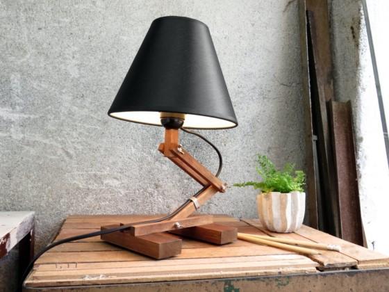 Masa Lambası Üretimi
