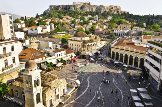 Yunanistan'da ne iş yapılır